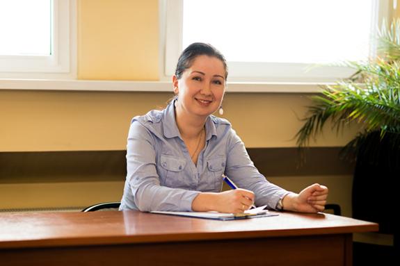 Aleksandra Buksza - Psycholog
